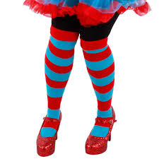 cat in the hat thing 1 and thing 2 fuzzy glovettes buycostumes com