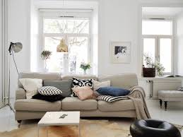 scandinavian design bedroom furniture wooden bed with headboard