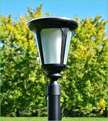 solar lights for driveway pillars pole lights outdoor commercial together with lighting post mount