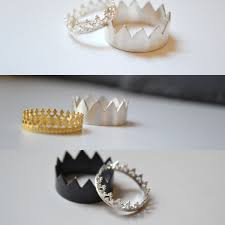 king and crown wedding rings jewelry maker in makes these crown rings for and
