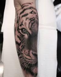 tiger forearm tattoos forearm tattoos
