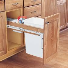 Coolest And Most Accessible Kitchen Cabinets Ever Next Avenue - Kitchen cabinet garbage drawer