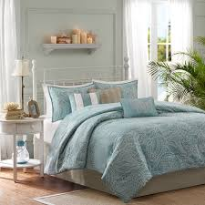 seaside 7 piece comforter set by madison park hayneedle