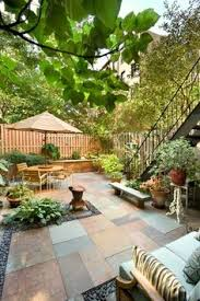 No Grass Backyard Ideas Before And After Backyard Makeover Landscaping Ideas
