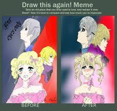 Before And After Meme - before and after meme by vanellope von art on deviantart