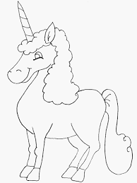 unicorn coloring pages gallery colori 337 unknown
