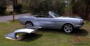 1966 mustang convertible value mustang removable fastback roof convertible