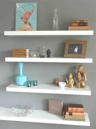 19 Shelf Decorations Living Room 25 Best Ideas About Floating
