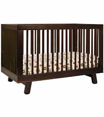 Convertible Crib Espresso Babyletto Hudson 3 In 1 Convertible Crib With Toddler Bed