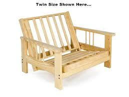 lounger futon futon chair frame wildlyspun