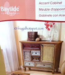 bayside furnishings accent cabinet costco bayside furnishings accent cabinet 299 99 frugal hotspot