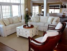 innovative couch slip covers in family room shabby chic with most