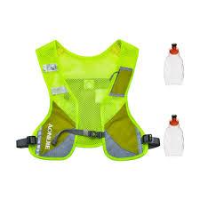 bike riding vest amazon com reflective vest light adjiustable hydration pack