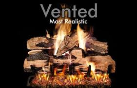 Gas Logs For Fireplace Ventless - gas logs for fireplaces vented and ventless for indoor and outdoor