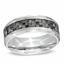 stainless steel wedding bands stainless steel rings rings zales