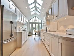 kitchen designs for small galley set kitchens 1000 ideas about
