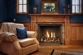 fireplace scene home design inspirations