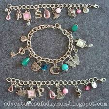 diy charm bracelet charms images How to make charm bracelets bracelets craft and jewlery jpg
