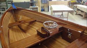 How To Build A Wooden Table How To Build A Wooden Boat Youtube