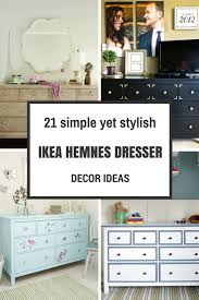 ikea hack hemnes dresser 21 simple yet stylish ikea hemnes dresser ideas for your home