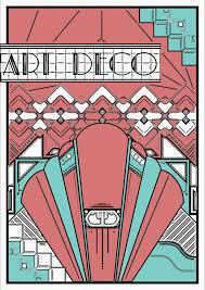 Photo Art Deco Art Deco Poster