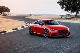 subaru rsti coupe first drive 2018 audi tt rs coupe ny daily news