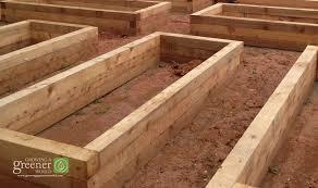 three key benefits of gardening in raised beds growing a greener