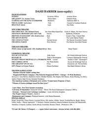Sample Resume Objectives For Hair Stylists by Joyous Barber Resume 11 Hair Stylist Resume Samples Resume Example