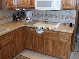 Wood Stained Cabinets Hickory U2013 Raised Panel U2013 Fruitwood Stain Mueller Portfolio