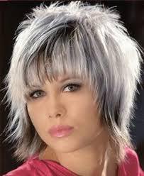 gray hair streaked bith black best 25 white hair highlights ideas on pinterest white