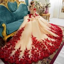 brautkleider rot brautkleider hochzeitskleider günstige brautkleid veaul