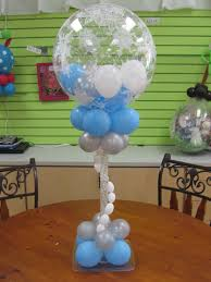 snowflake balloons snowflake balloon centerpiece balloons at it s my party