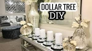 home decor table runner dollar tree diy mirror table runner diy home decor idea 2017 youtube