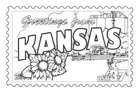 nevada state flag coloring page kansas state stamp coloring page classbrain u0027s state reports