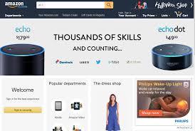 Amazon Home Usability Schmoozability Put People First Kinnamon Communications