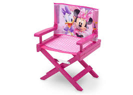 Minnie Mouse Table And Chairs Minnie Mouse Director U0027s Chair Delta Children U0027s Products