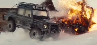 land rover spectre james bond spectre u0027s first full length trailer drops sets