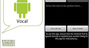 text to speech engine apk easy text to speech for android free at apk here store