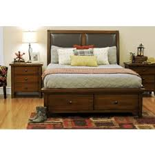 queen size leather beds for less overstock com