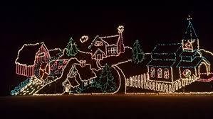 Chickasha Lights 16 Best Christmas Decorations In Oklahoma