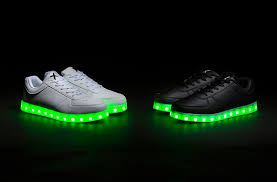 soulja boy light up shoes launch wize ope led sneakers