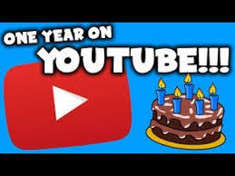 1 year on youtube montage youtube