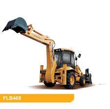 backhoe loader construction