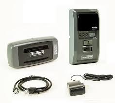 sears garage door manual craftsman smart control garage door opener smartphone control kit