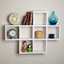 Argos Bookshelves Shelving Ideas Square Floating Wall Shelves Square Wall