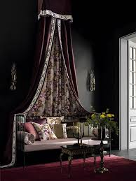 luxury drapery interior design nocturne discreet luxury of dark home textile home interior