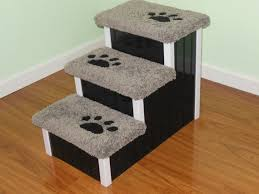 doggie steps for bed dog stairs pet steps for dogs 18 high dog stairs pet