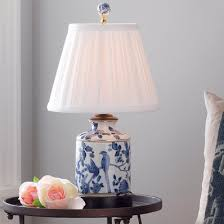 small u0026 mini accent table lamps shades of light