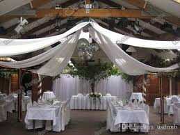 wedding drapery wedding ceiling drape canopy drapery for decoration wedding fabric