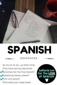 57 best spanish resources spanish 1 images on pinterest